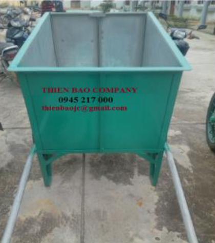 Thùng rác XĐ-600